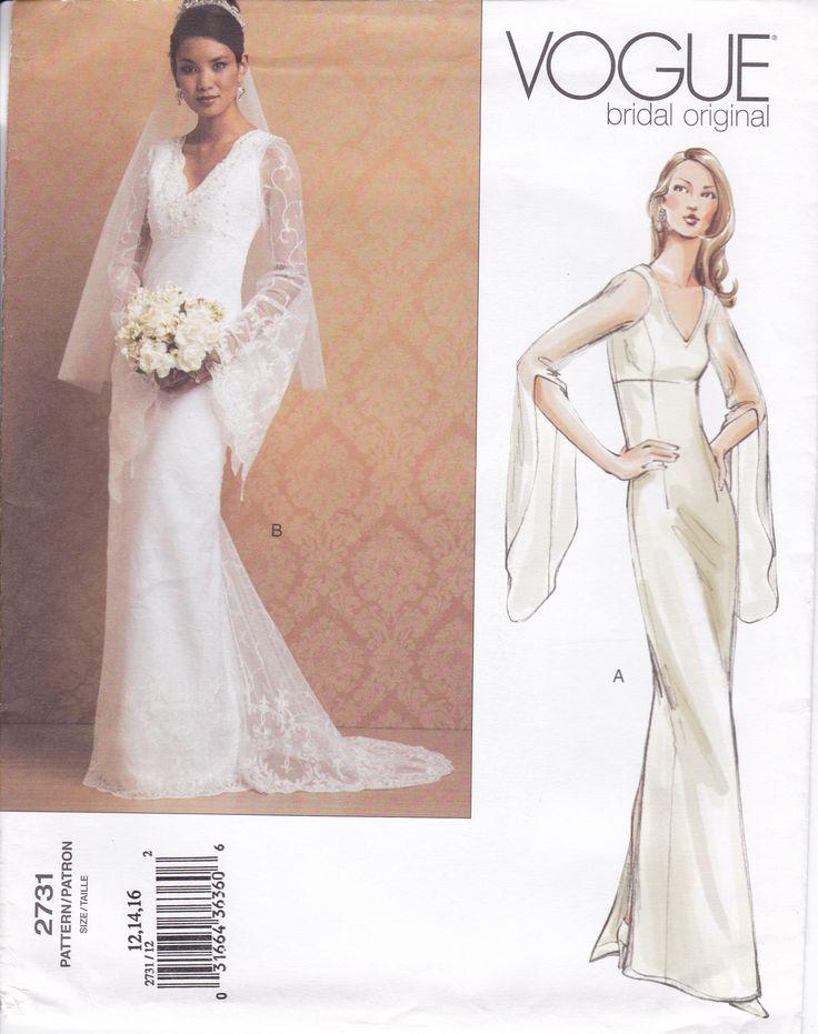 154 besten Wedding Sewing Patterns Bilder auf Pinterest ...