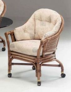 FineCraft Rattan 1200 CB Caster Dining Chair www dinetteonline com29 best Caster Dining Chairs images on Pinterest   Dining chairs  . Powell Hamilton Swivel Tilt Dining Chair On Casters. Home Design Ideas