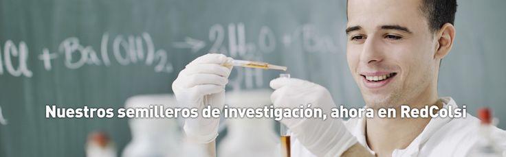 Los semilleros de investigación de las diferentes facultades de la Fundación Universitaria Konrad Lorenz han completado su afiliación al Nodo Bogotá la Red Colombiana de Semilleros de Investigación Fundación RedColSi.