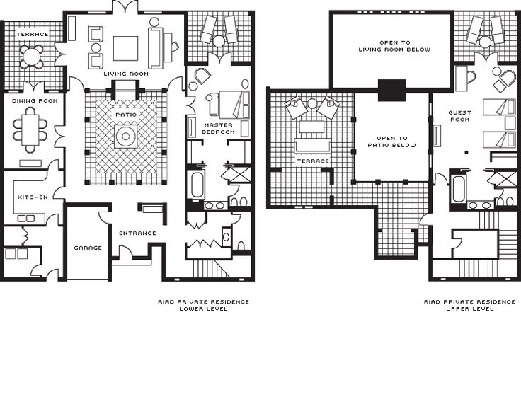 17 best images about riad plans details on pinterest