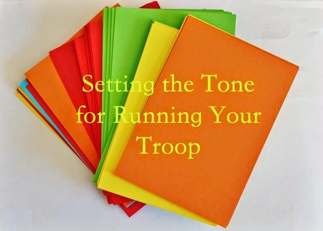 How to establish the rules and the tone of your troop as you begin your role as the Daisy leader.