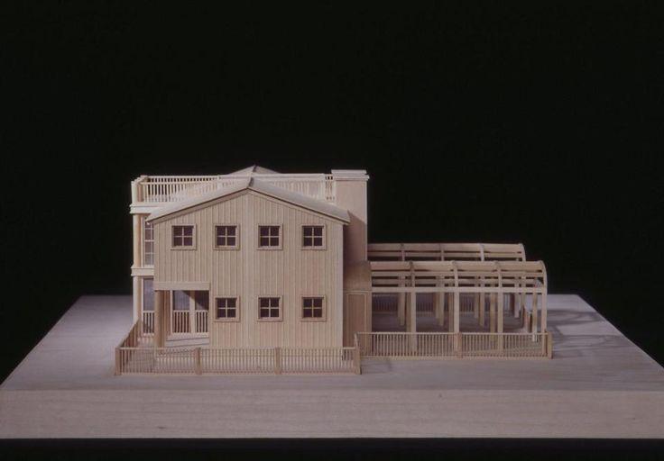 Aldo Rossi model