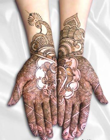 Indian Non Permanent Tattoos