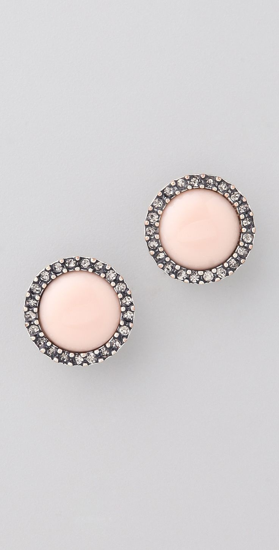 Estates Perfect Stud Earrings