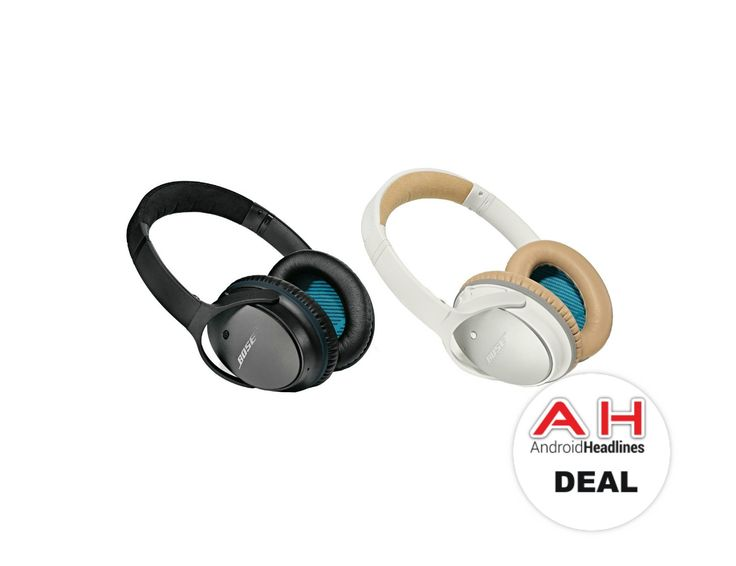 Deal: Bose QC25 Acoustic Noise Cancelling Headphones for $175 – 12/5/17 #Android #Google #news