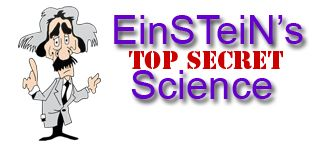 Science Incursions For Schools | EinSTeiN's TOP SECRET ScIEnCe