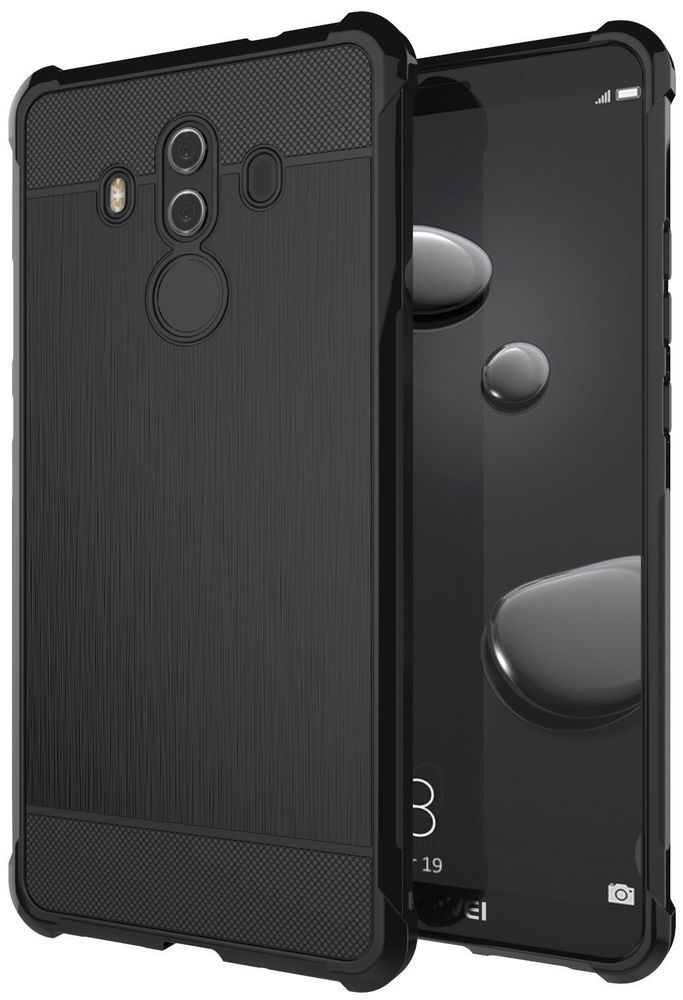 Huawei Mate 10 Pro Case Slim Lightweight TPU Full Body Protective Back Cover New #HuaweiMate10Pro