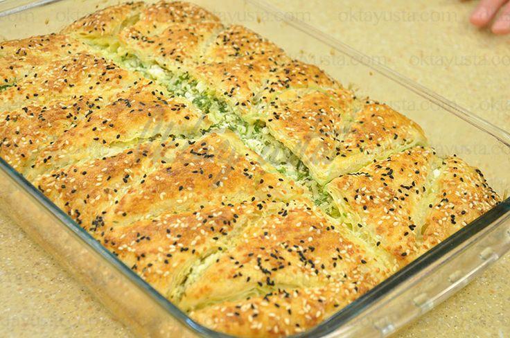 Milföy Arası Börek | Oktay Usta [ Resmi Web Sitesi ]