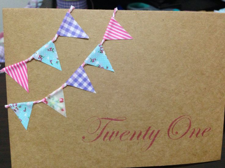 21st party invitation  #buntingtree #21 #21st #invitation #party #invite #bunting #twentyone