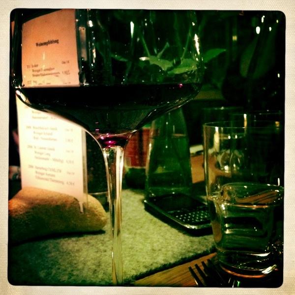 Wine @ Hogasch Flachau 2012