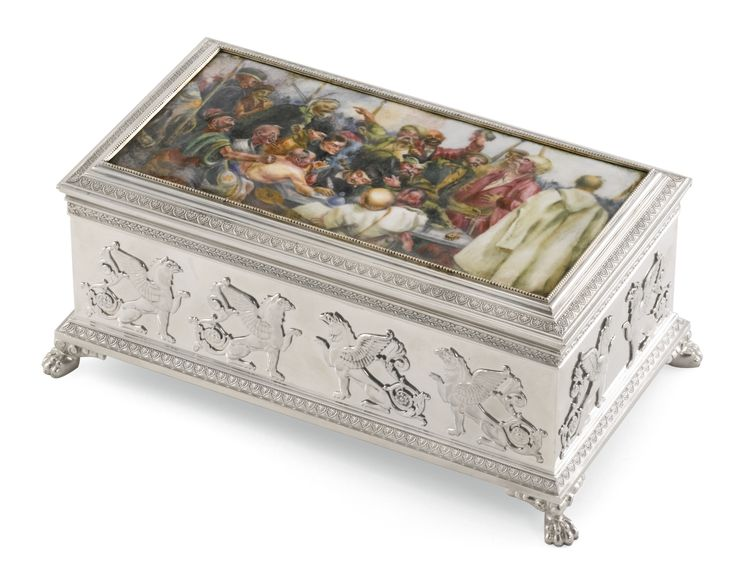 1262 Best Jewelry Trinket Boxes Caskets Images On