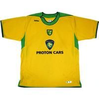 2005-06 Norwich Home Shirt L , From CLASSIC FOOTBALL SHIRTS LIMITED , CLASSIC FOOTBALL SHIRTS LIMITED