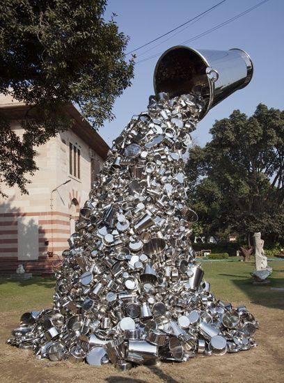 17 Best Images About Subodh Gupta On Pinterest New Delhi