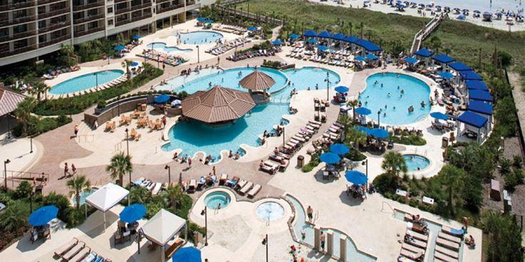 Top 10 North Myrtle Beach Hotels