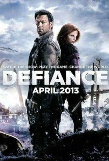 Defiance (TV Series 2013– )-great new sci-fi show.