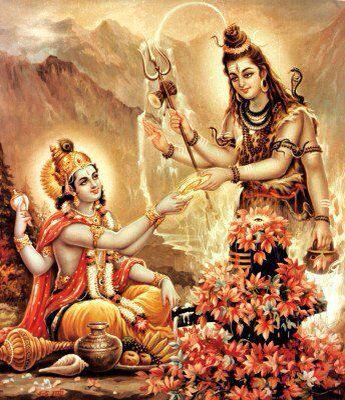 Shiva & Ram