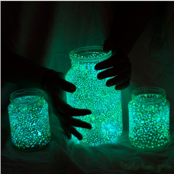 Glow In The Dark Cool Ideas And Decoration .: A Collection
