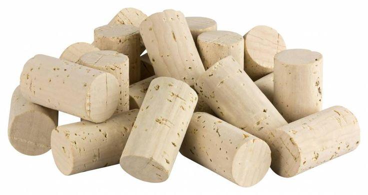 Neue Weinkorken kaufen (zum Basteln und Dekorieren) - viele vorrätig!