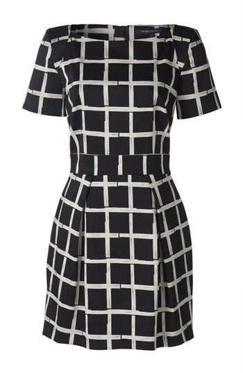 Need this print Fit & Flare dress for work!
