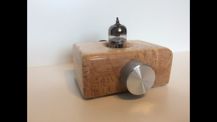 Fully analogue Audio HIFI Tube Hybrid Amplifier by Peter Schef —Kickstarter