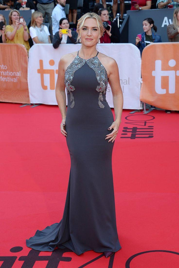 See kate winsletus oscar dresses ranked oscar dresses dress in