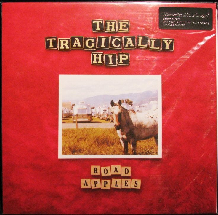Northern Volume - The Tragically Hip - Road Apples (180g Audiophile Vinyl LP Record from Music On Vinyl), $38.95 (http://www.northernvolume.com/the-tragically-hip-road-apples-180g-audiophile-vinyl-lp-record-from-music-on-vinyl/)