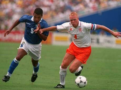 Koeman vs Mauro Silva WC1994