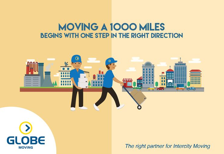 When moving goods between cities, it is important to go with a reputed mover. Globe Moving comes with the right expertise, essential infrastructure, and over 40 years of experience to handle all moving needs between cities.