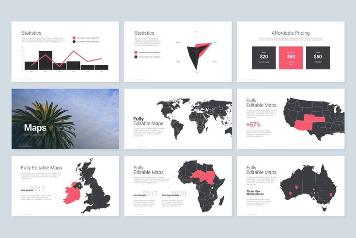 Sella 2 0 Powerpoint Template By Vizualus On