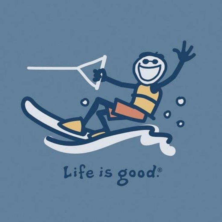 It always is…when you are riding a board