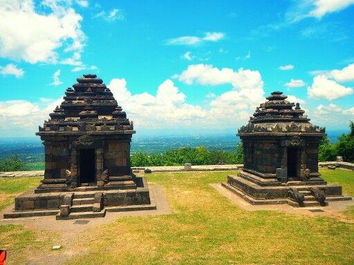 ijo temple yogyakarta  tourism yogyakarta big ben