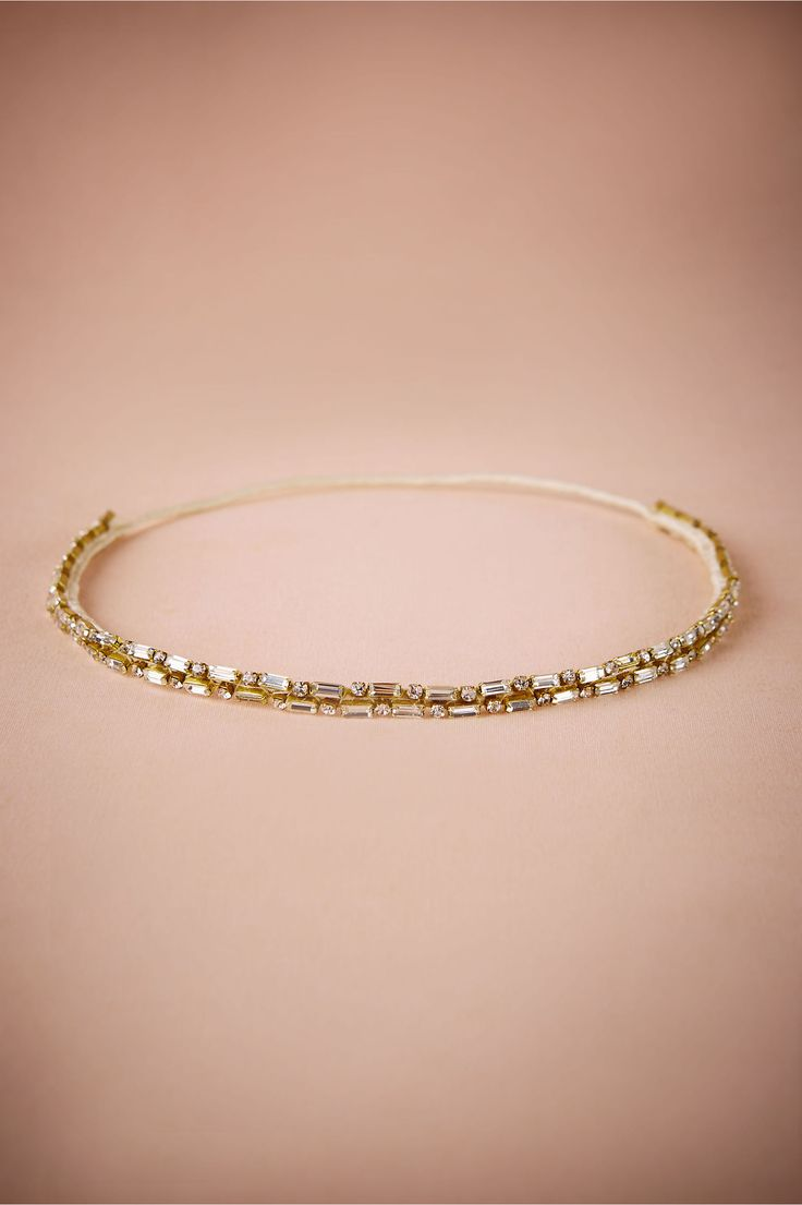 BHLDN Gilt Wire Wreath - as a base for floral crown/halo