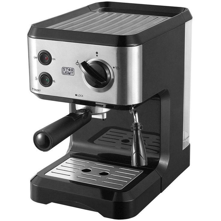 Star-Light EMD-776 - un espressor accesibil . Dimineți cu aromă de cafea....Cam acesta este scenariul cu care îmi încep ziua, asta dacă vreau să fiu cât mai energică și mai activă. Recun... http://www.gadget-review.ro/star-light-emd-776/