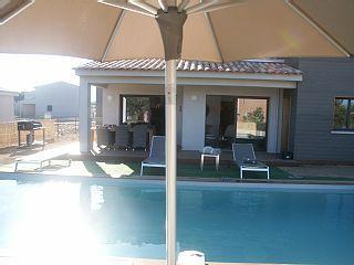 Villa+de+standing+piscine+chauffée+500m+plage+Saint+Cyprien+Porto+Vecchio+++Location de vacances à partir de Solenzara et environs @homeaway! #vacation #rental #travel #homeaway