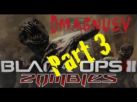Black Ops 2 Zombies - Fun With @DarvinTV & Turbo Part 3