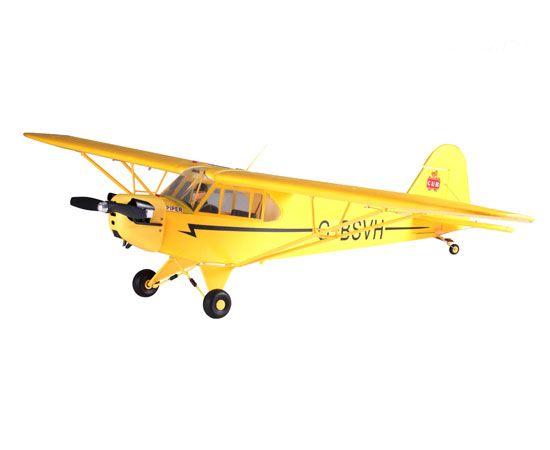 FMS 1400mm Piper J3 Cub 4CH 2.4GHz RTF RC Airplane
