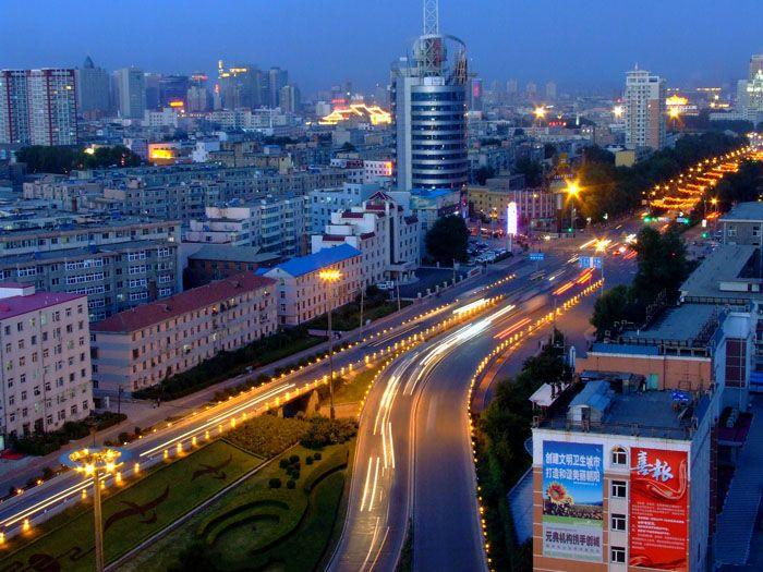 Changchung, China. 3,212,000 hab.