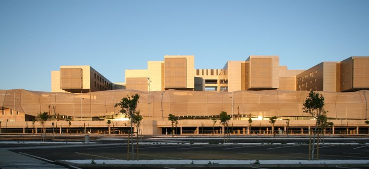 Top 25 ideas about arquitectura hospitales on pinterest - Arquitectos murcia ...