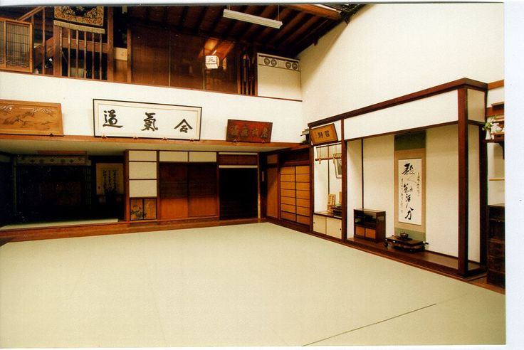 Aikido Center of Los Angeles- inspiration for our Dojo