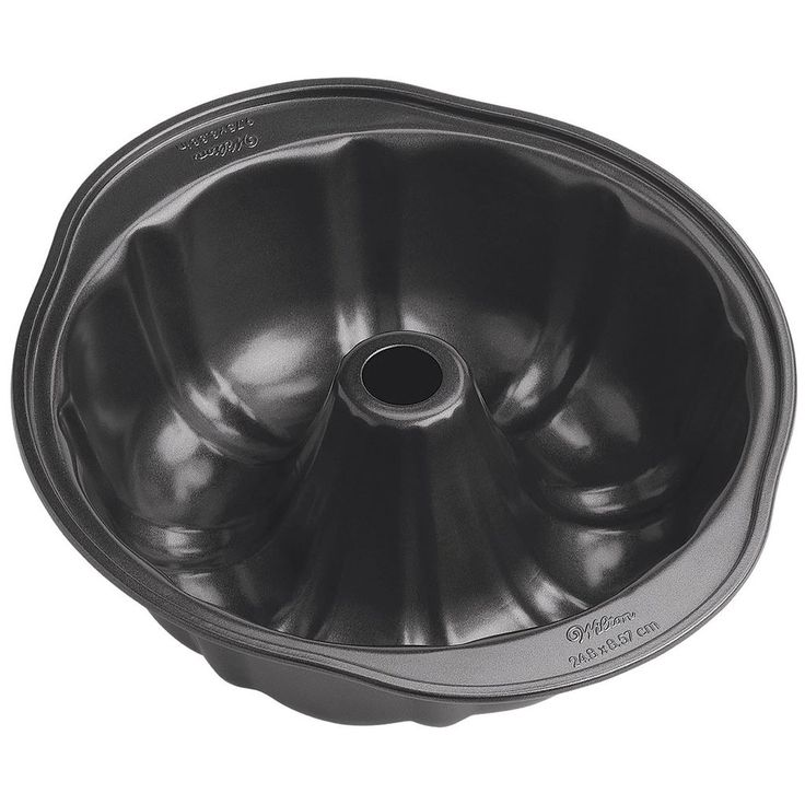 Fluted Tube Pan