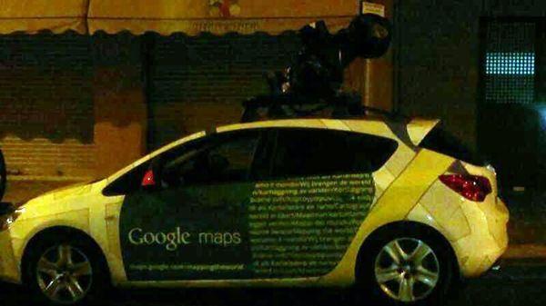 Durante todos estos días circularán por las carreteras y calles de la isla obteniendo imágenes en alta resolución que se añadirán una visión a los servicios de búsqueda geográfica Google Maps y Google Earth, y al paseo visual Street View