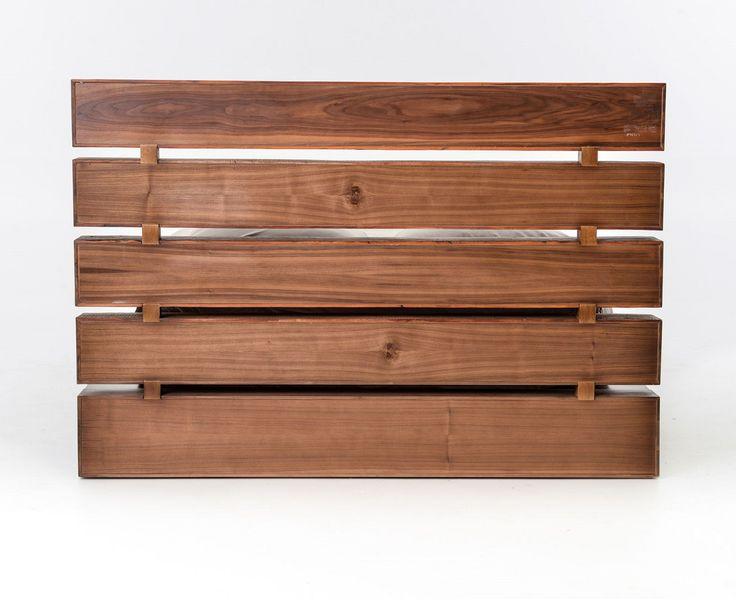 bina iggy king platform bed reclaimed wood platform bed frame zin home