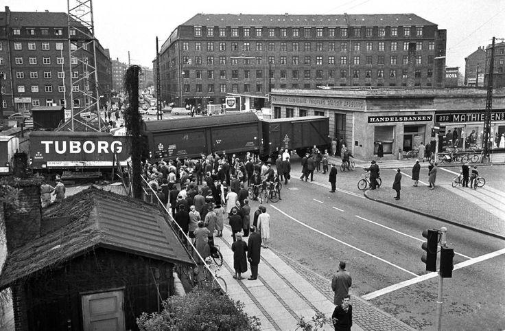 copenhagen signage Sådan så Nørrebro ud i gamle dage - Nationalt   www.b.dk