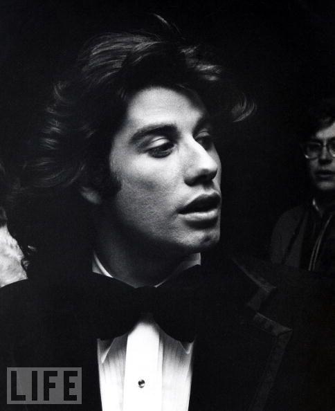 John Travolta  My first real crush!!  40 years later I still love him!!  LOL!!