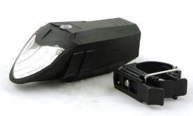 #lampaprzednia ROXIM RX5 PREMIUM czarna. #lampkarowerowa wyposażona w diodę CREE o mocy niespotykanej w tym przedziale cenowym. Wyposażona w soczewki zapewniające kąt widzenia dochodzący do 180 stopni. Sprawdzi się nawet podczas nocnych wyścigów w leśnym terenie.