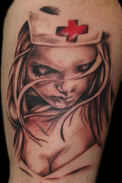32 best pinup tats images on pinterest needle tatting pinup and tatting. Black Bedroom Furniture Sets. Home Design Ideas