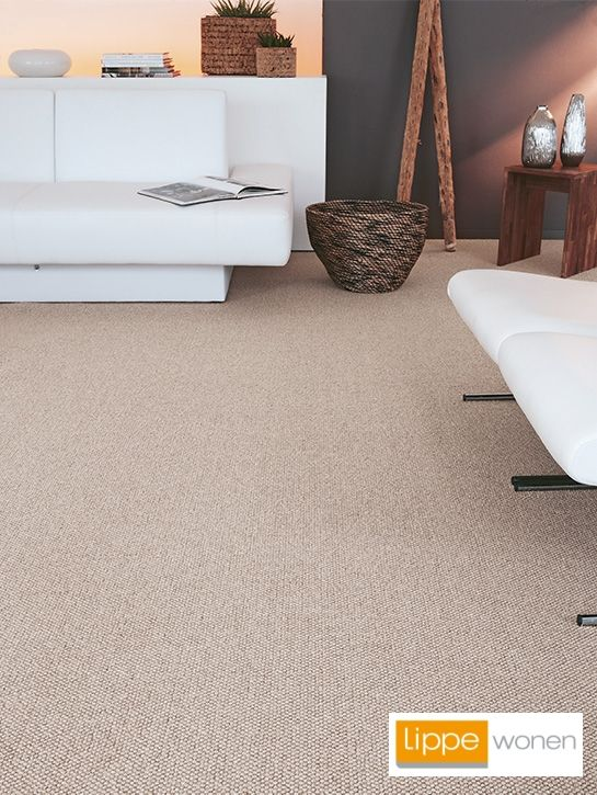 Wollen tapijt van Interfloor