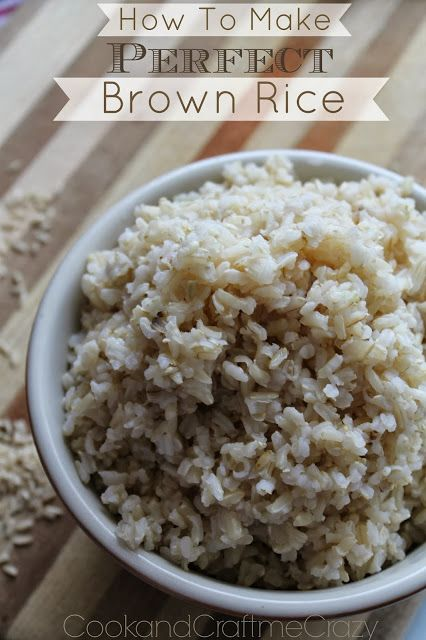 Best 25 perfect brown rice ideas on pinterest what is brown how to make perfect brown rice httpcookandcraftmecrazyspot perfect brown ricecraftingcooking ccuart Images