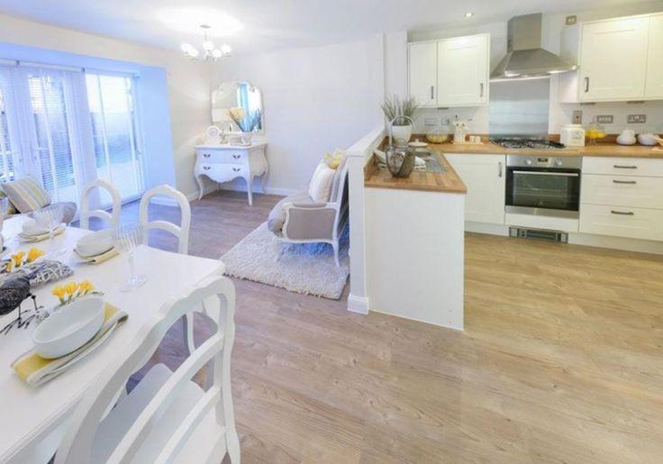28 best barratt kitchen images on pinterest kitchen dining living barratt homes interiors and. Black Bedroom Furniture Sets. Home Design Ideas