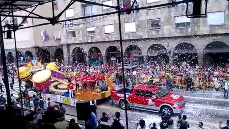 Fiestas de Octubre en Guadalajara Jalisco México: Domingo Desfile 5 de Octubre 2014 10:00 de la Mañana por Alcalde = 16 de septiembre